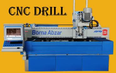 دریل_سی_ان_سی CNC_Drill